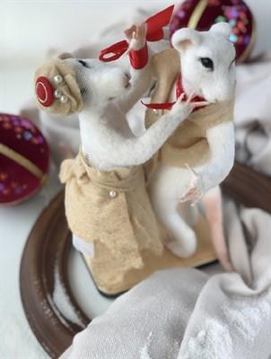 Танцующие мыши - фото 4746