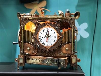 """Часы """"Шкатулка"""" - фото 5004"""