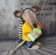 интеллигентный крыс